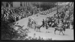 Aberdeen Elks in Portland parade, 1912, #15277_1
